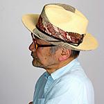Шляпа BAILEY арт. 22781BH RAYNEY (бежевый / коричневый)